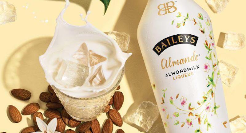 Review Baileys vegano + receta helado vegano de fresa con Baileys